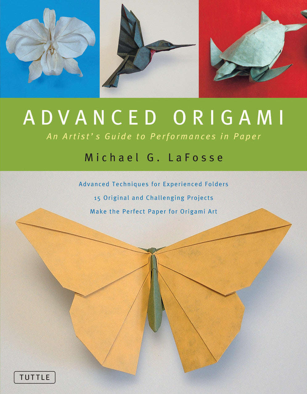 Advanced Origami Hardcover