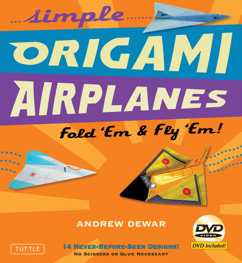 simple paper airplane instructions