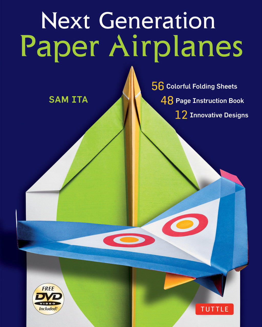 Next Generation Paper Airplanes