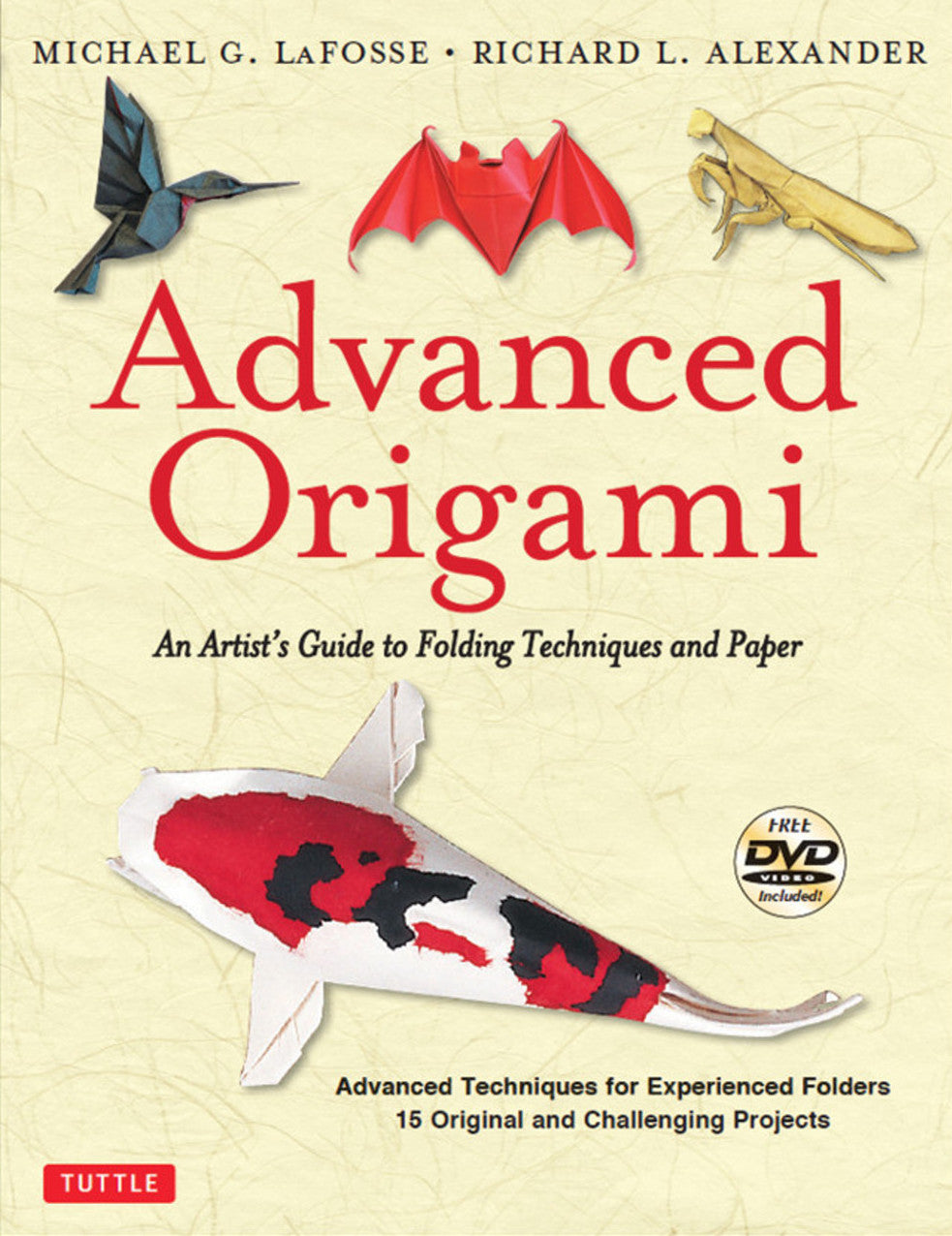 Advanced Origami Soft Bound
