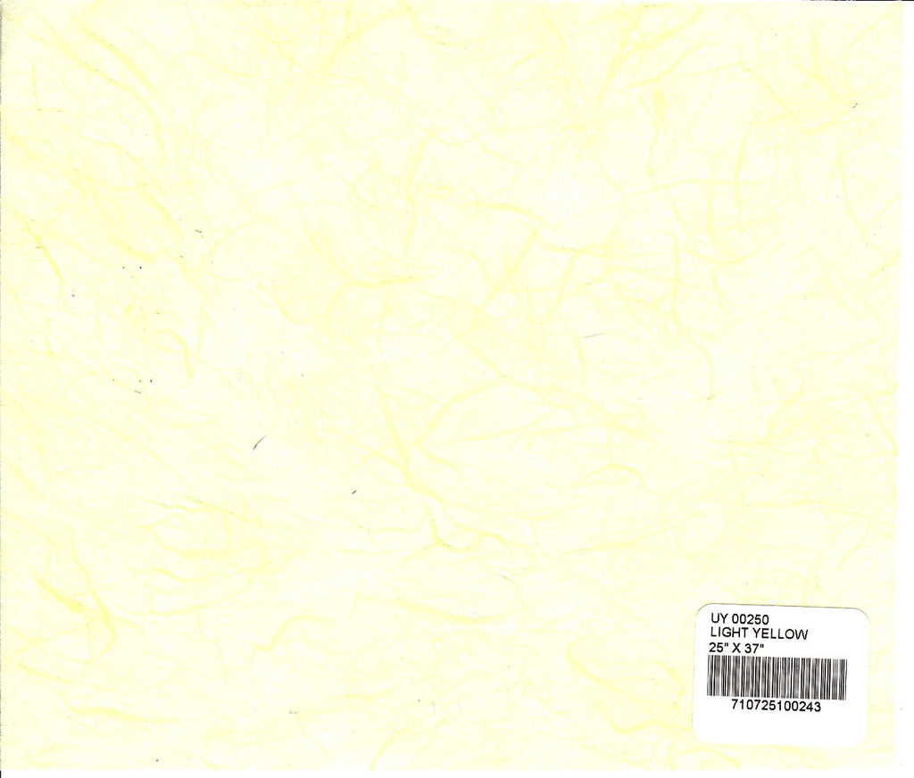 Unryu Paper - Light Yellow