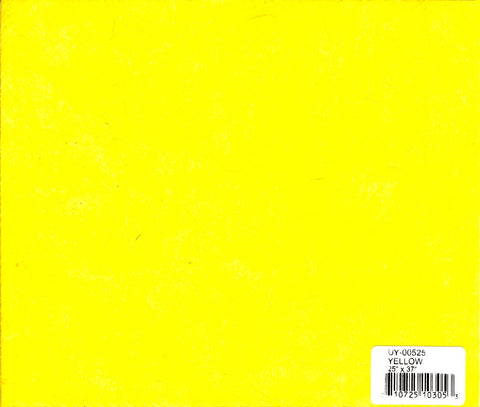 Unryu Paper - Yellow
