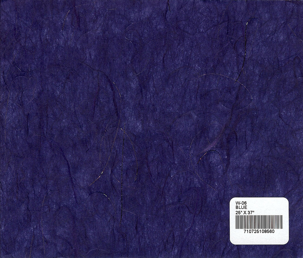 Wealth Unryu Paper - Blue