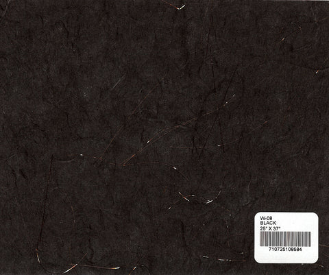 Wealth Unryu Paper - Black