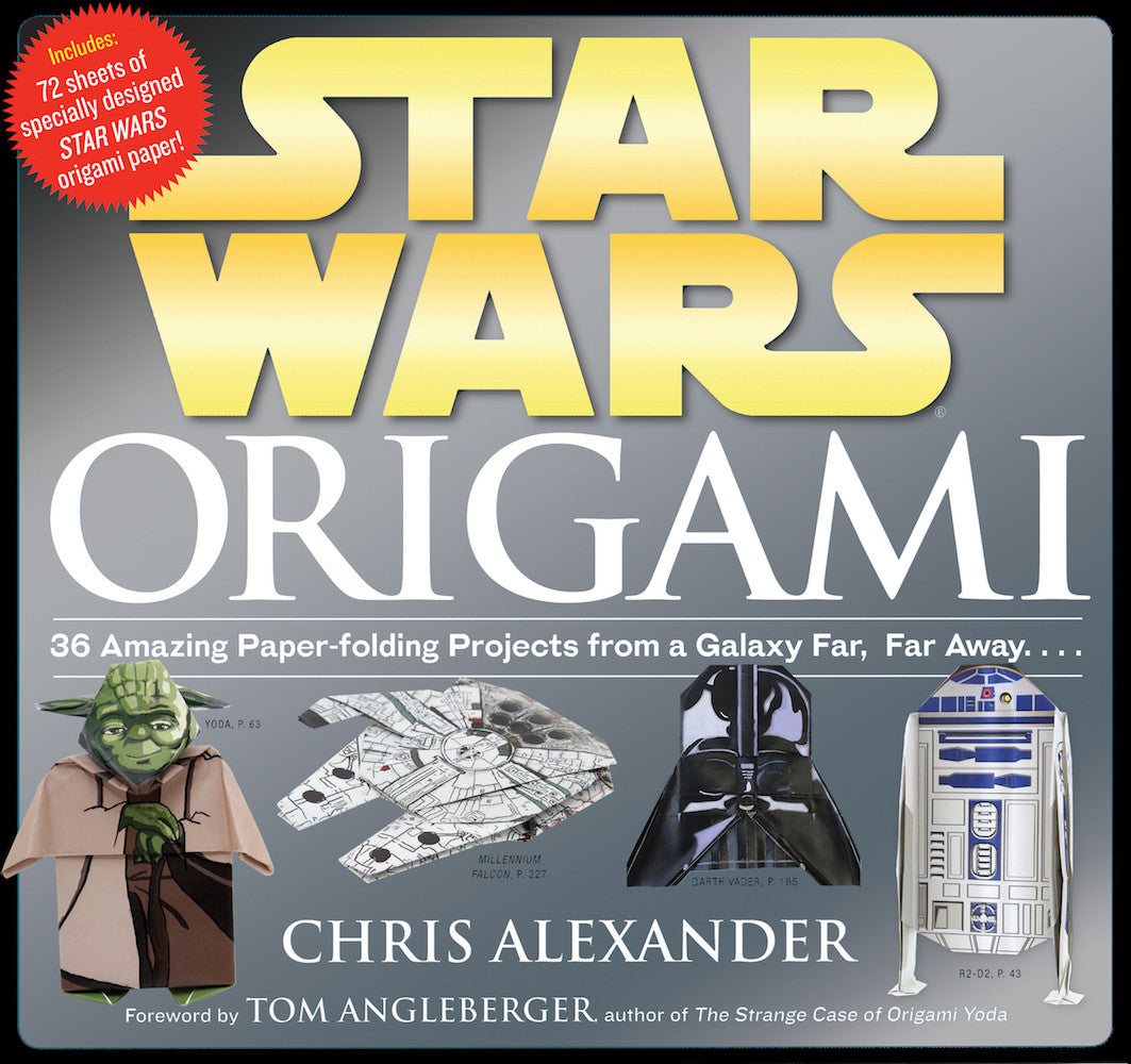 How to Fold | Star wars origami, Origami yoda, Book origami | 1000x1063