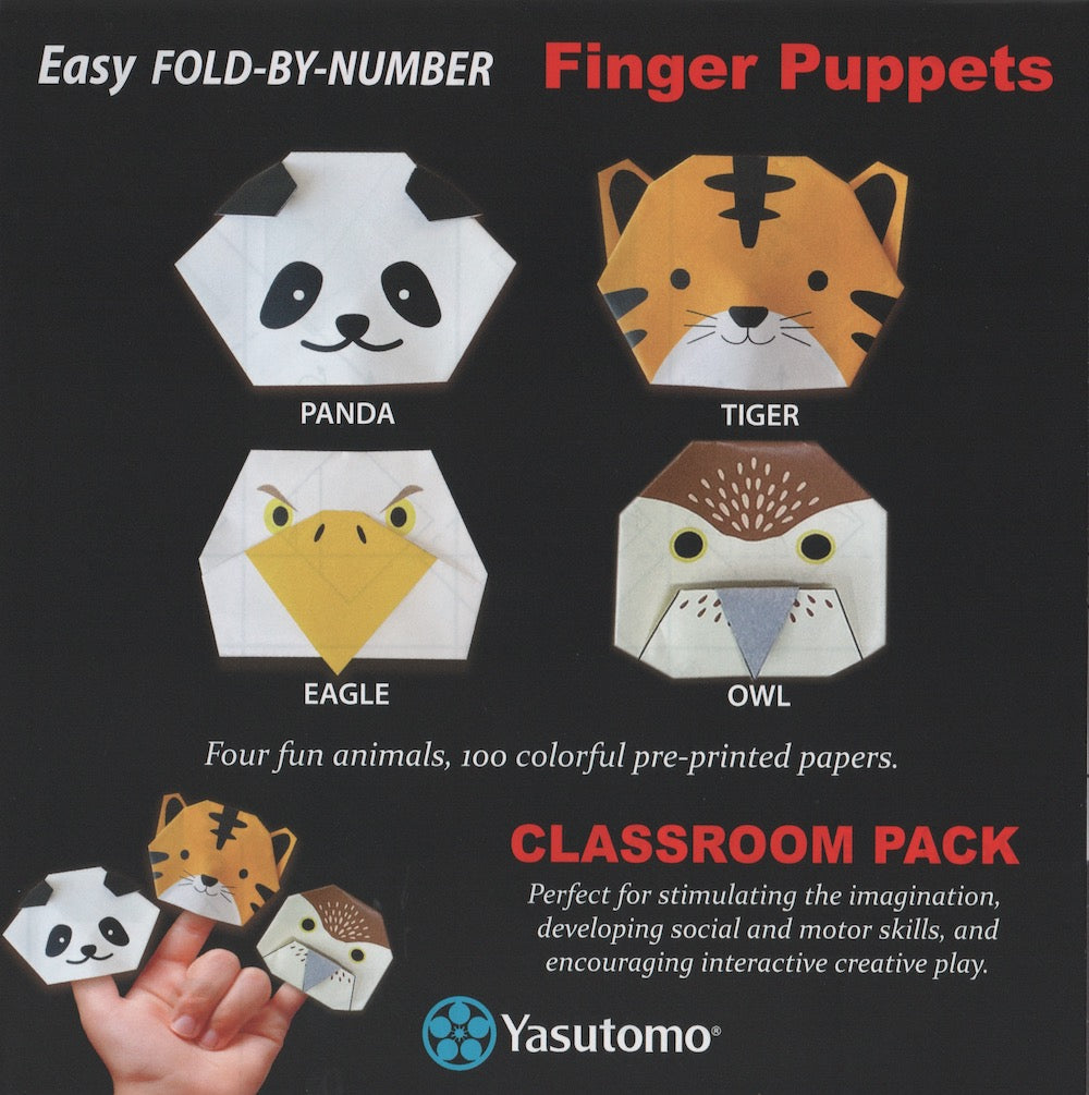 Fold by Numbers - Classroom Pack