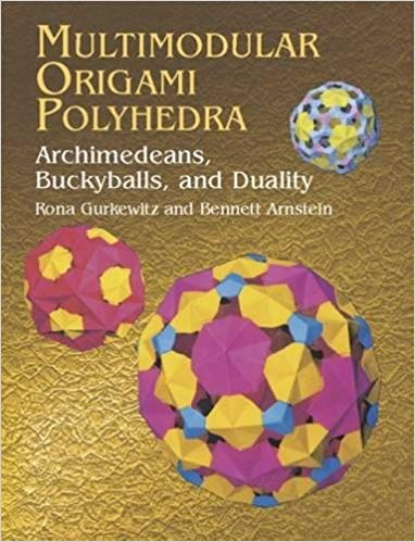 Multimodular Origami Polyhedra: Archimedeans, Buckyballs, And Duality