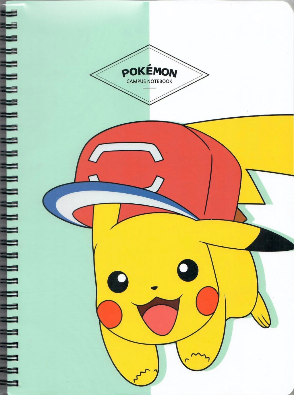 Pokemon Campus Notebook