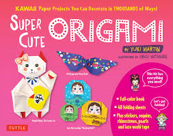Super Cute Origami Kit