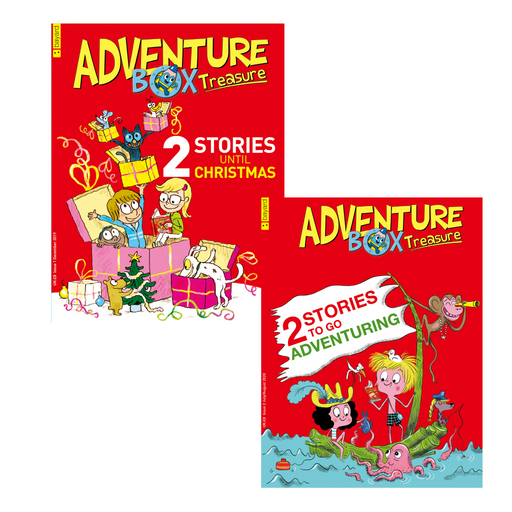 BOOKFAIR - AdventureBox Special ( Set of 2 )