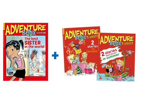 AdventureBox + 2 Special Issues