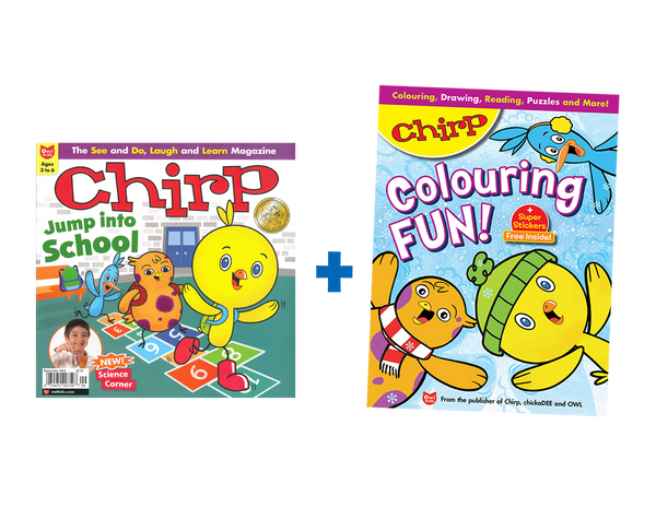 Chirp + 1 Chirp Special Issue