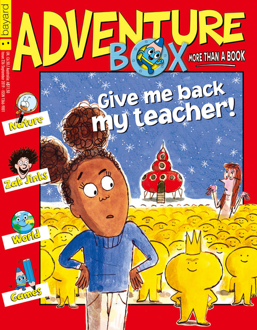 BOOKFAIR - AdventureBox: Ages 6-9