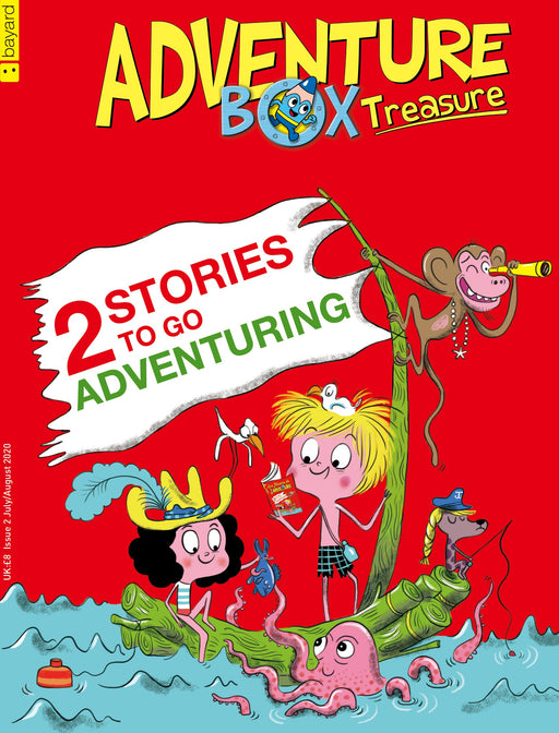 AdventureBox Summer 2020 Special Preorder : Ages 6-9