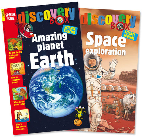 DiscoveryBox Special Editions: Space and Earth