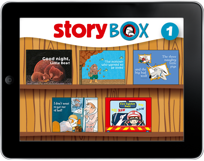 StoryBox: Five Bedtime Stories Pack #1