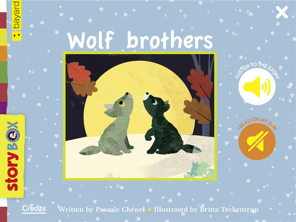 StoryBox: Five Bedtime Stories Pack #3 - Owlkids - Reading for kids and literacy resources for parents made fun. Books_Digital helping kids to learn. - 5