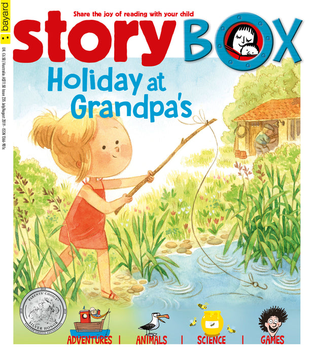BOOKFAIR - StoryBox: Ages 3-8