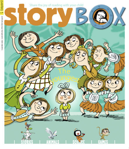 StoryBox: Five Bedtime Stories Pack #4