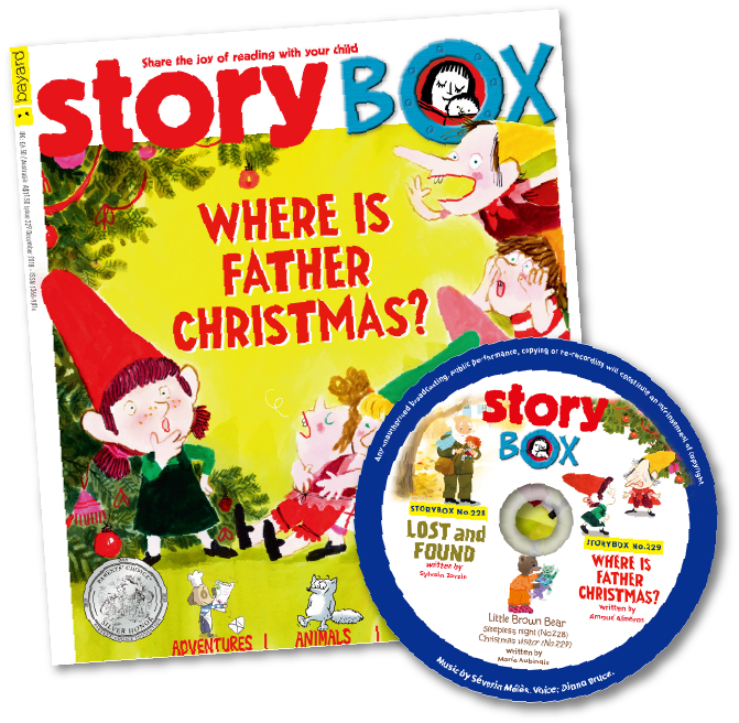 StoryBox: Ages 3-7