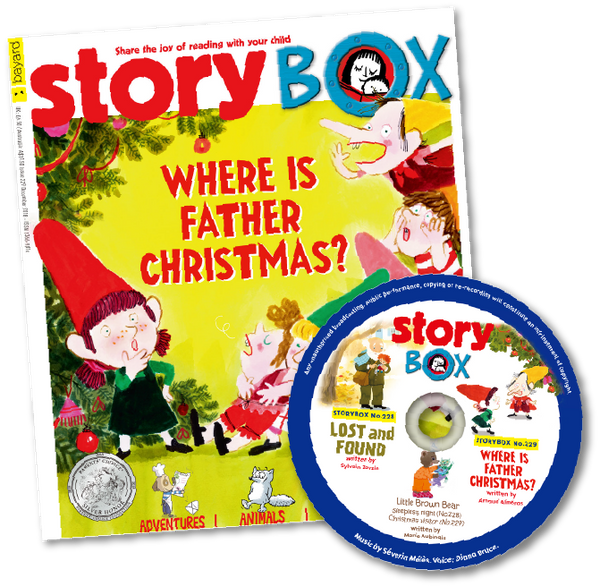 StoryBox: Ages 3-7 with audio