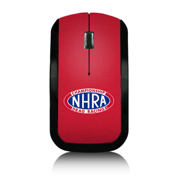 NHRA Solid Wireless Mouse