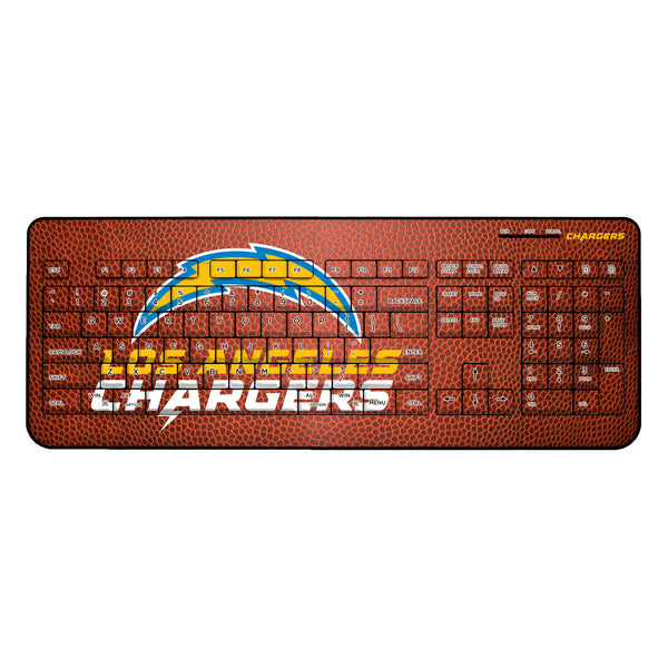 Los Angeles Chargers Football Wireless USB Keyboard