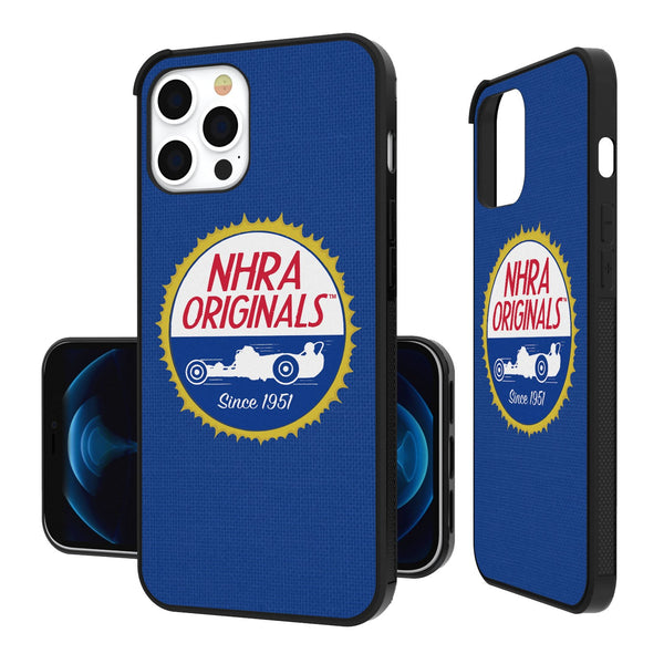 NHRA Solid iPhone 12 Pro Max Bumper Case