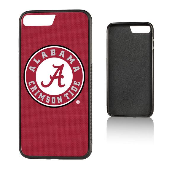 Alabama Crimson Tide Solid Bump iPhone 7+ / 8+   Case