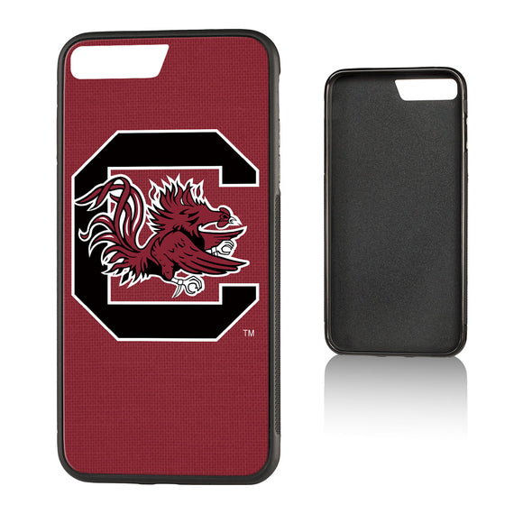 South Carolina Fighting Gamecocks Solid Bump iPhone 7+ / 8+   Case