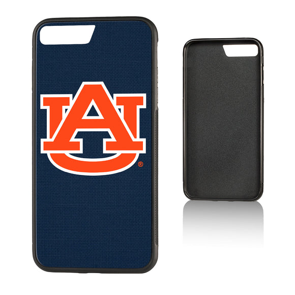 Auburn Tigers Solid Bump iPhone 7+ / 8+   Case