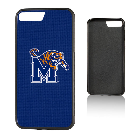 Memphis Tigers Solid Bump iPhone 7+ / 8+ Case