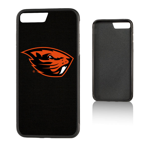 Oregon State Beavers Solid Bump iPhone 7+ / 8+   Case