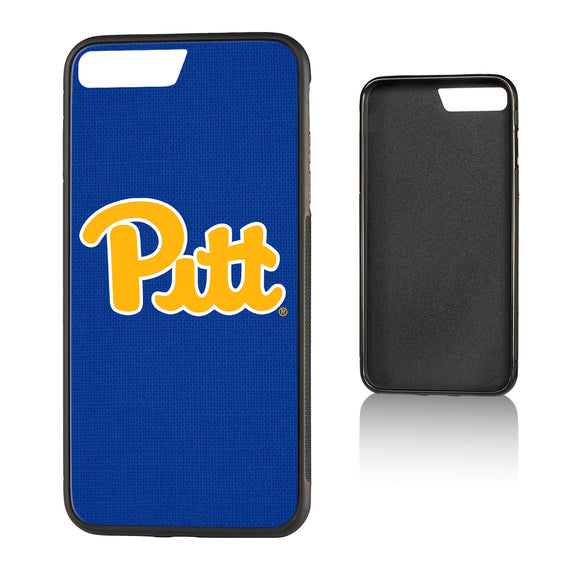 Pittsburgh Panthers Solid Bump iPhone 7+ / 8+   Case