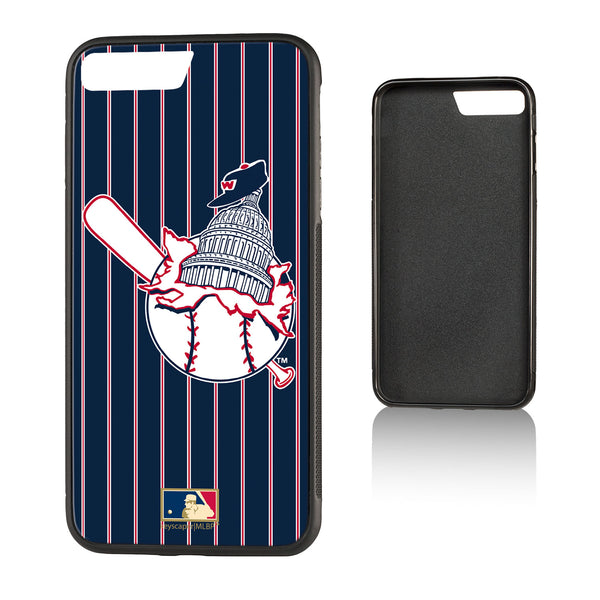 Washington Senators 1953-1956 - Cooperstown Collection Pinstripe Bump iPhone 7+ / 8+ Case
