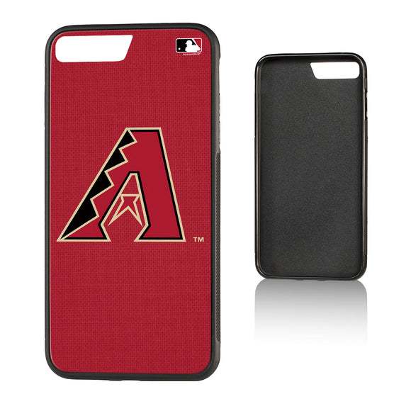 Arizona Diamondbacks D-Backs Solid Bump iPhone 7+ / 8+ Case
