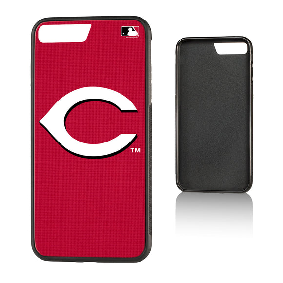 Cincinnati Reds Reds Solid Bump iPhone 7+ / 8+ Case