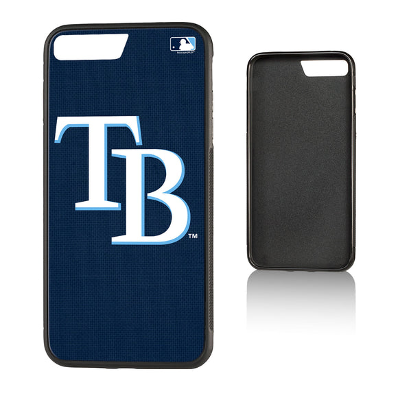 Tampa Bay Rays Rays Solid Bump iPhone 7+ / 8+ Case