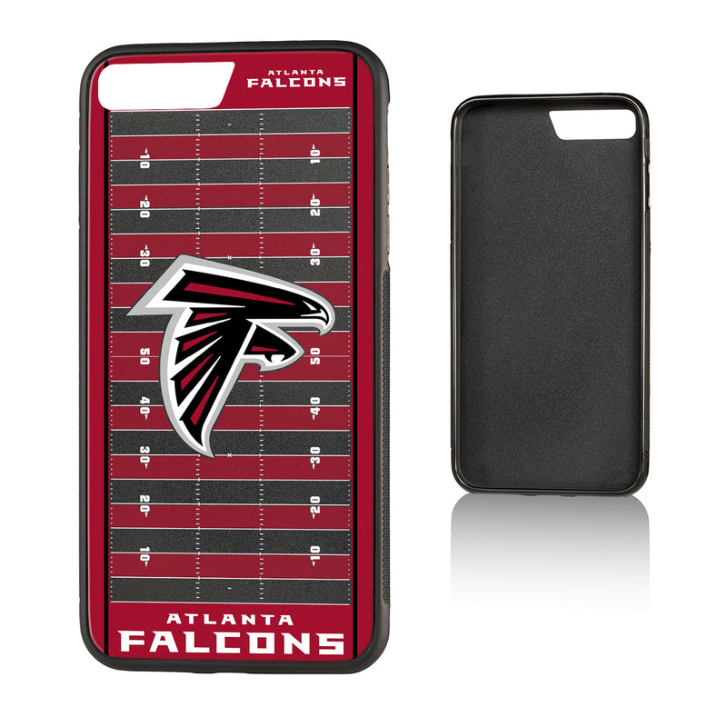 Atlanta Falcons Football Field Bump iPhone 7+ / 8+ Case