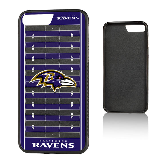 Baltimore Ravens Football Field Bump iPhone 7+ / 8+ Case