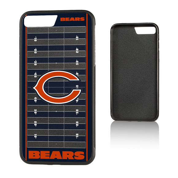 Chicago Bears Football Field Bump iPhone 7+ / 8+ Case