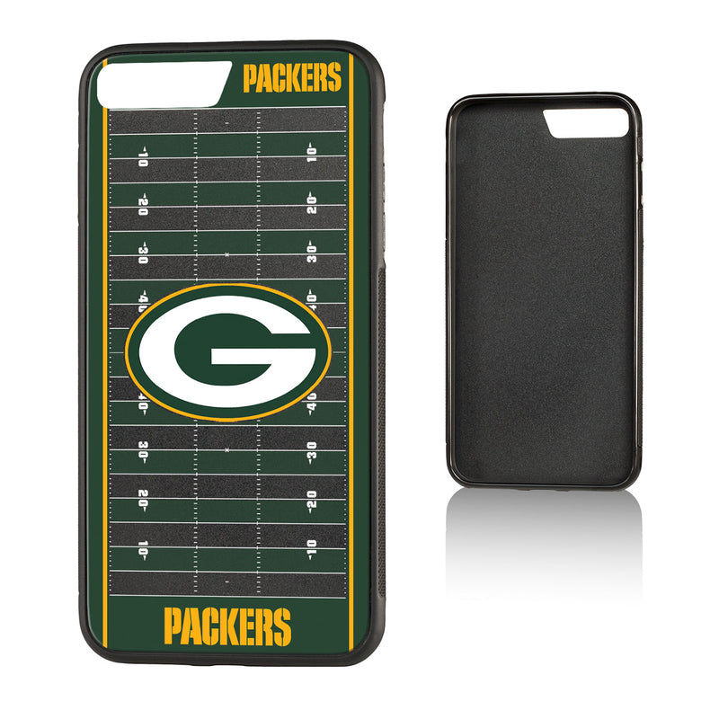 Green Bay Packers Football Field Bump iPhone 7+ / 8+ Case