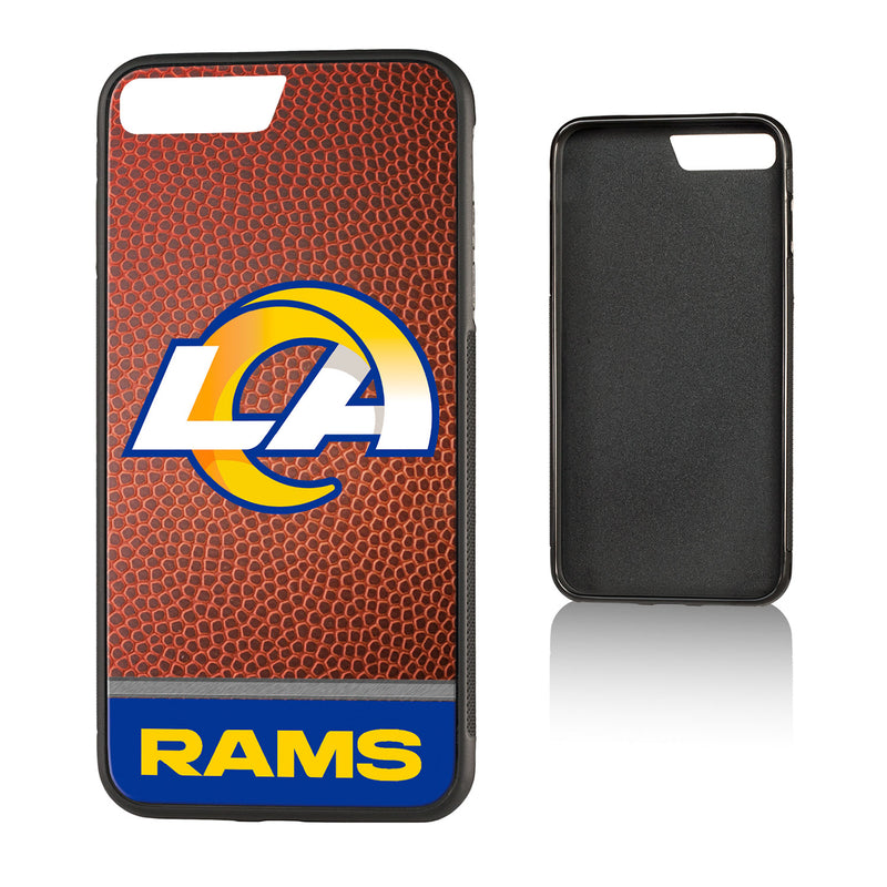 Los Angeles Rams Football Wordmark Bump iPhone 7+ / 8+ Case