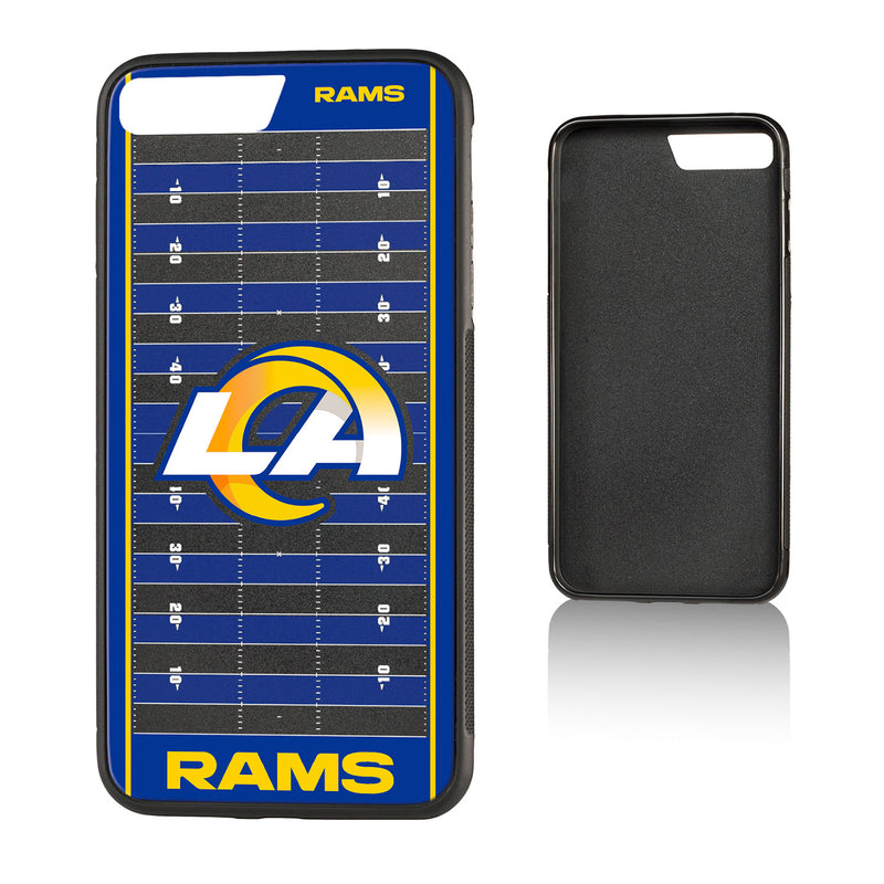 Los Angeles Rams Football Field Bump iPhone 7+ / 8+ Case