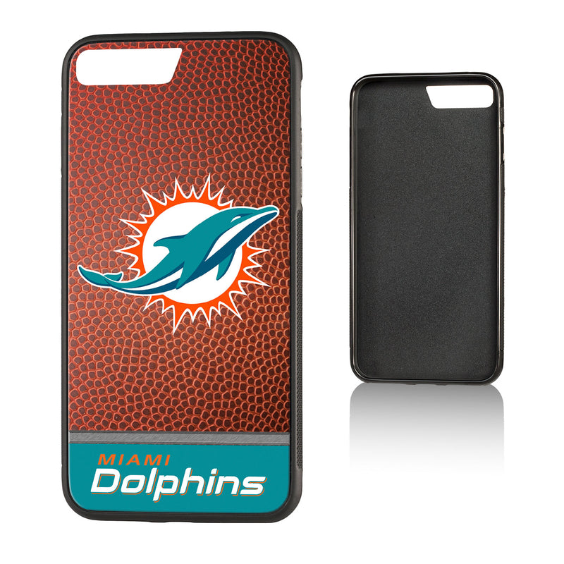 Miami Dolphins Football Wordmark Bump iPhone 7+ / 8+ Case