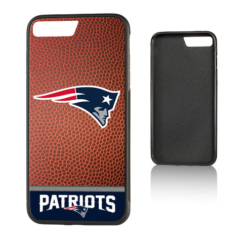 New England Patriots Football Wordmark Bump iPhone 7+ / 8+ Case
