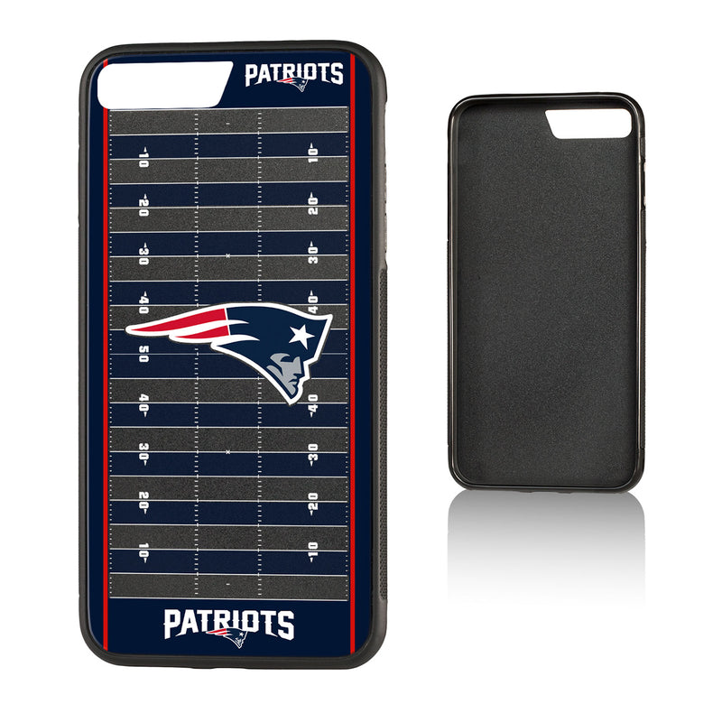 New England Patriots Football Field Bump iPhone 7+ / 8+ Case