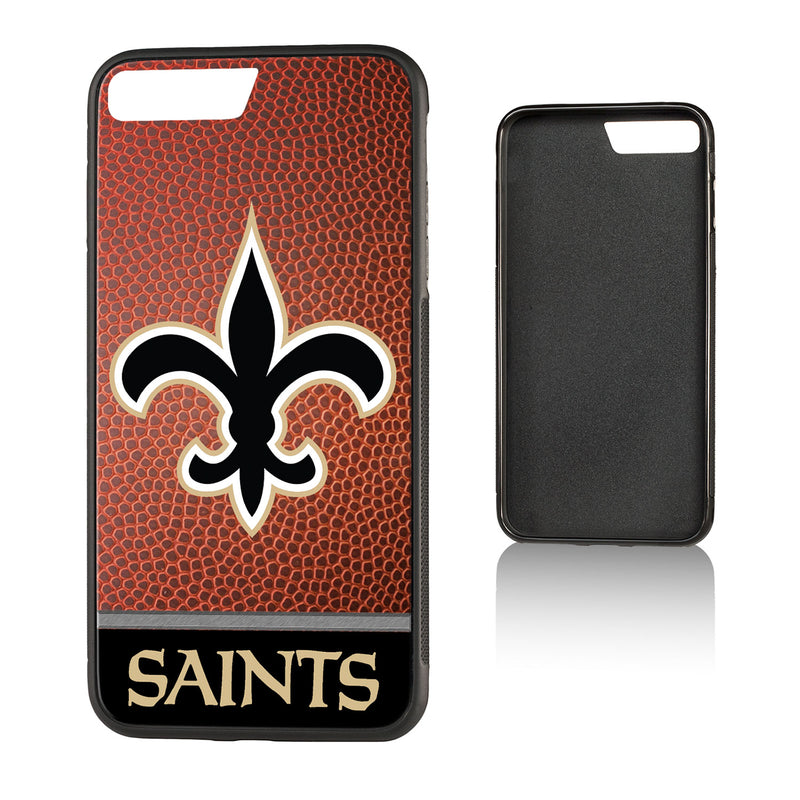 New Orleans Saints Football Wordmark Bump iPhone 7+ / 8+ Case