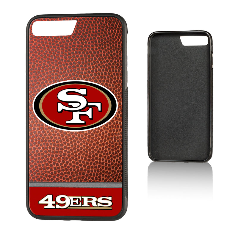 San Francisco 49ers Football Wordmark Bump iPhone 7+ / 8+ Case