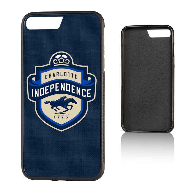 Charlotte Independance Diagonal Stripe Bump iPhone 7+ / 8+ Case